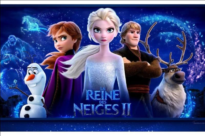 """Complète les paroles : « La Reine des neiges 1 » """"L'hiver s'installe doucement dans la nuit..."""""""