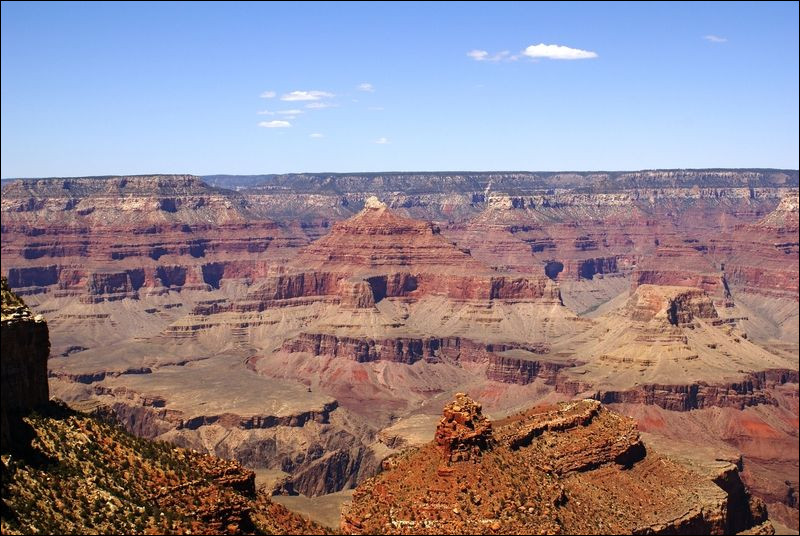 Dans quel Etat trouve-t-on le Grand Canyon ?