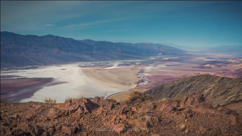 Dans quel Etat trouve-t-on la Vallée de la mort ?