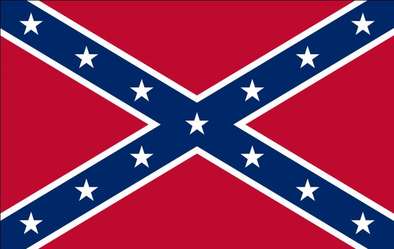 Lequel de ces Etats ne faisait pas partie des Etats du Sud lors de la guerre de Sécession ?
