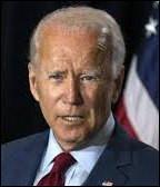 Joe Biden est le candidat :