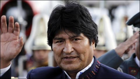 Evo Morales.Période : 22 janvier 2006 au 10 novembre 2019 puis réélection controversée en 2020.Parti politique : Le Mouvement vers le socialisme (MAS).Tendance : socialisme - bolivarisme - indigénisme - anti impérialisme.