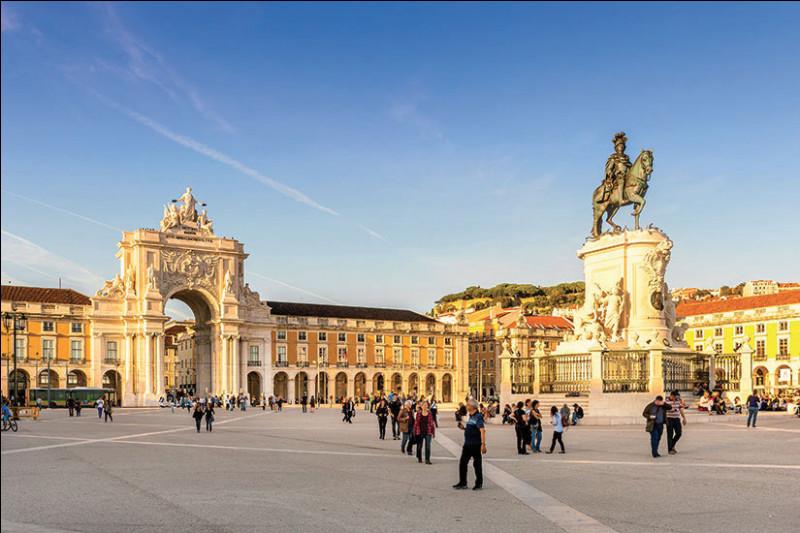 Capitale du Portugal :
