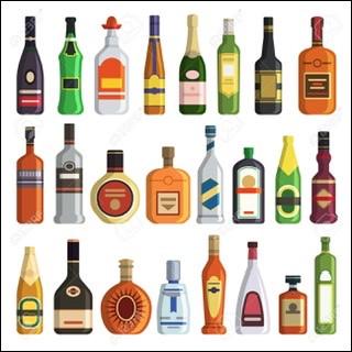 Quel alcool le professeur prétend-il concevoir ?