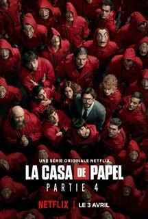« La casa de papel », saisons 1, 2, 3 et 4