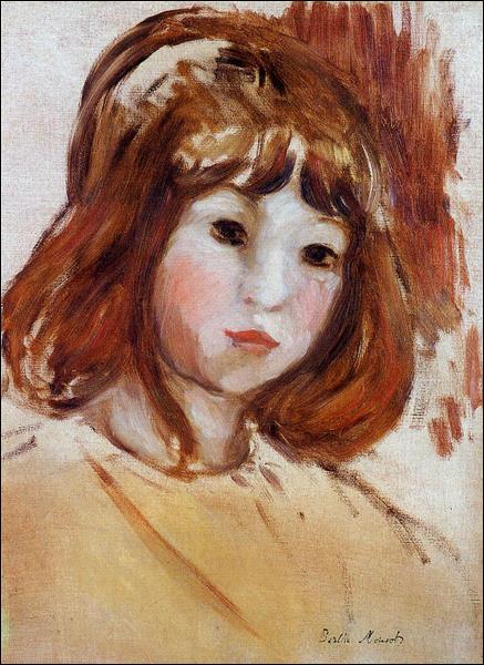 """Qui a peint """"Portrait d'une jeune femme"""" ?"""