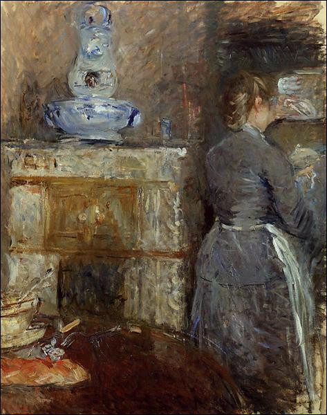 Mary Cassatt ou Berthe Morisot ? (14)