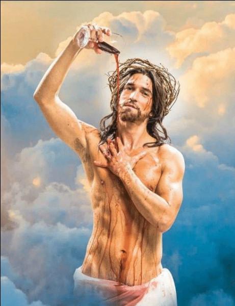 Comment se nomme la célébration du sacrifice de Jésus ?