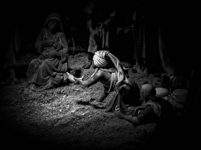 Dans quelle ville de Palestine Jésus est-il né ?