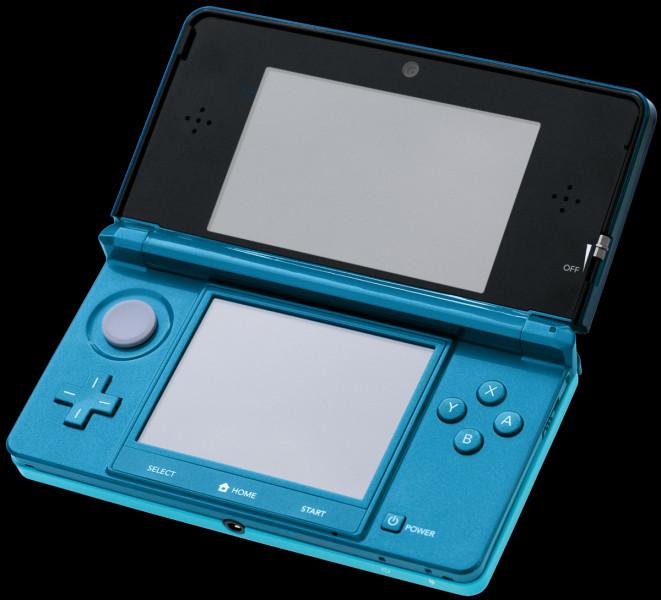 Cette console est la Nintendo 2DS :