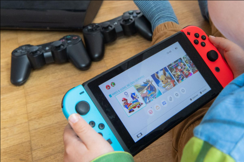 Nintendo a racheté Sony :