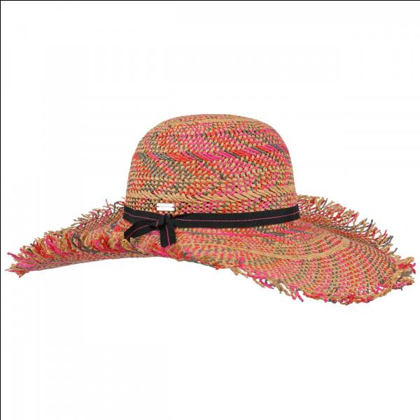 Quel est le nom de ce chapeau ?
