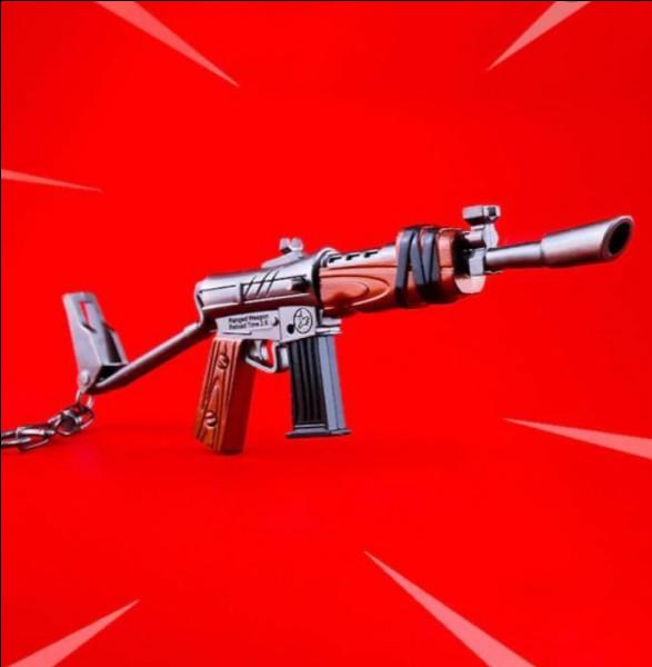 Cette arme est sniper :