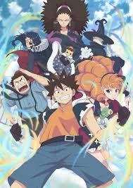 Quel personnage du manga « Radiant » es-tu ?