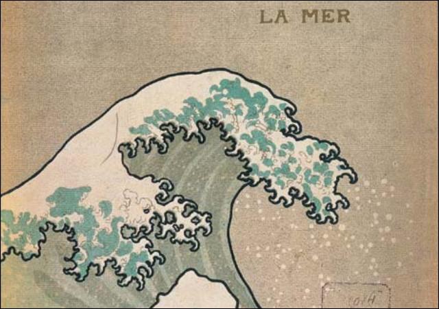 """Qui a composé le poème symphonique """"La Mer"""" ?"""