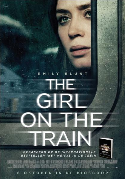 """Qui a écrit le roman policier """"La Fille du train"""" ?"""