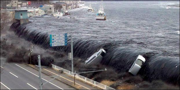 Cette catastrophe s'est produite au Japon en 2011. Quelle est donc le nom de cette alerte ?