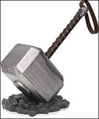 A qui appartient ce marteau ?