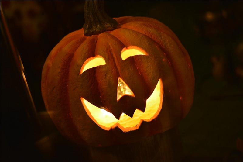 À Halloween, on récolte des...