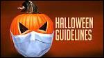 En 2020, Halloween n'est pas fêté à cause du Coronavirus.