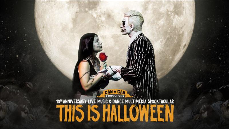 Halloween est une fête centrée sur...