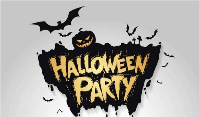 Halloween est à la base une tradition...