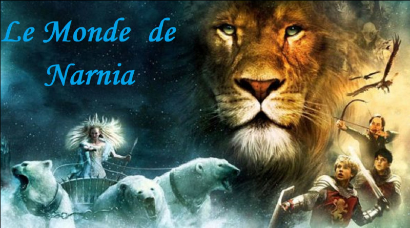 Qui est l'auteur de l'oeuvre en sept tomes ''Le Monde de Narnia'' ?