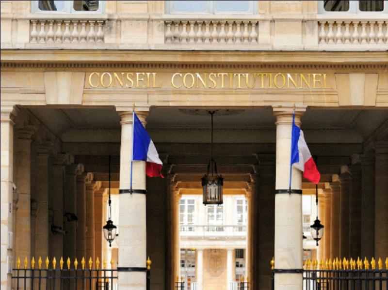 Qui est le président du Conseil constitutionnel en France depuis 2016 ?