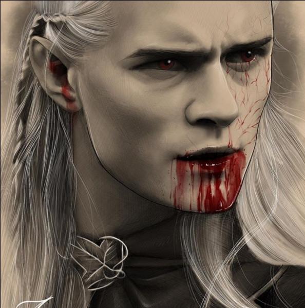Quel est cet elfe du Seigneur des Anneaux ?