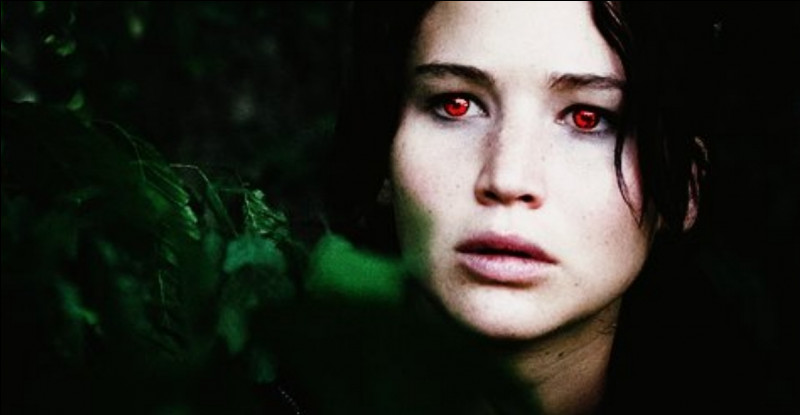 Quelle est cette participante aux Hunger Games ?