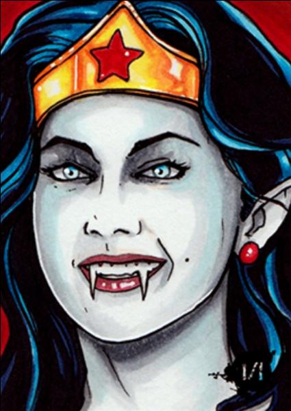 Qui est cette super-héroïne de l'univers DC ?
