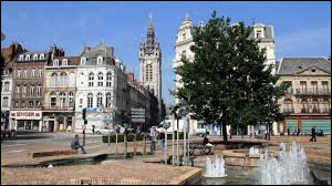Dans quel département se trouve la ville de Douai ?