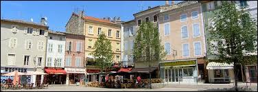 Dans quel département se situe la ville de Montélimar ?