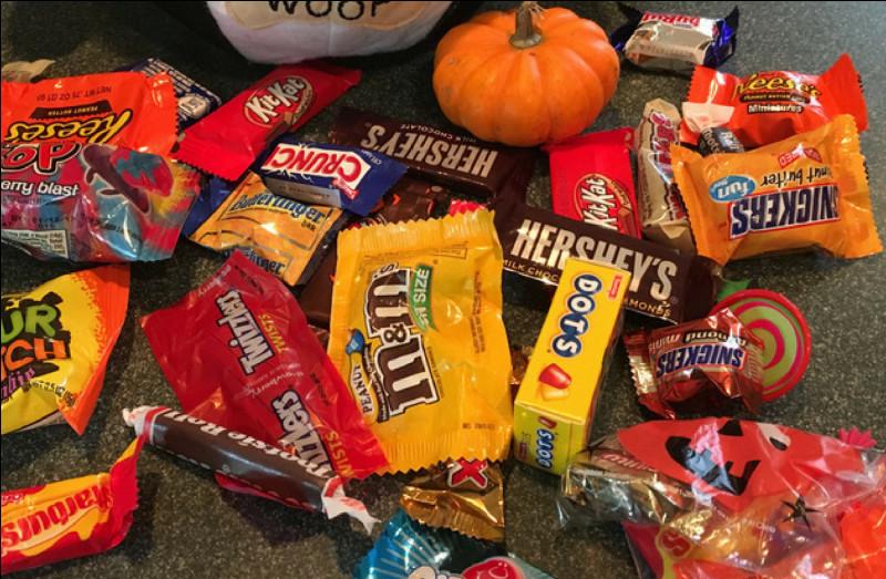 Pour les enfants à peu près, qu'est-ce qu'Halloween ?