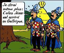 Petit clin d'oeil à Hergé, vous les avez reconnu, bien sur. Qui sont-ils ?