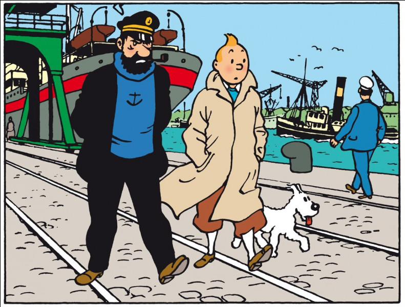 """Quel est le premier tome de la BD """"Les Aventures de Tintin"""" paru en 1930 ?"""