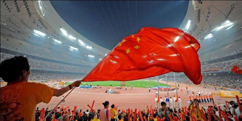 Durant quelle année se sont déroulés les Jeux olympiques d'été de Pékin ?
