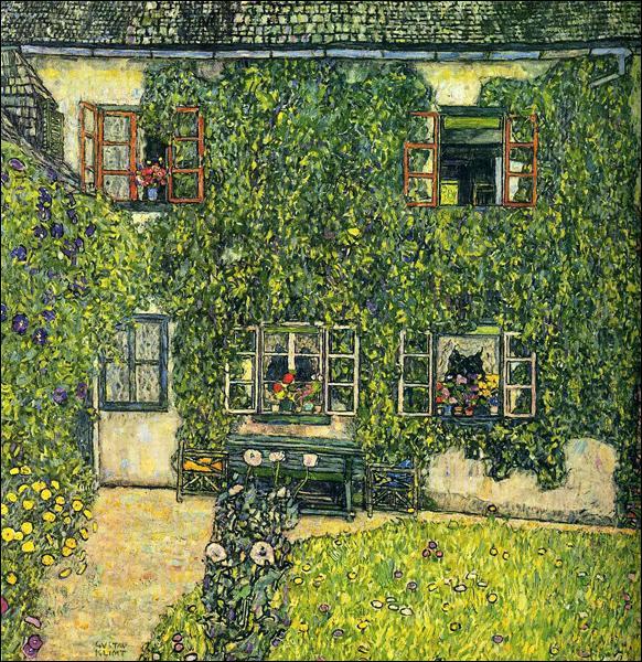 """Qui a peint """"La maison de Guardaboschi"""" ?"""