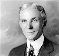 Son nom est Ford, quel est le prénom de ce fondateur en 1903 de sa marque automobile ?