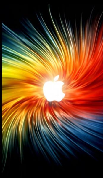 Quel est l'ancien logo l'Apple ?