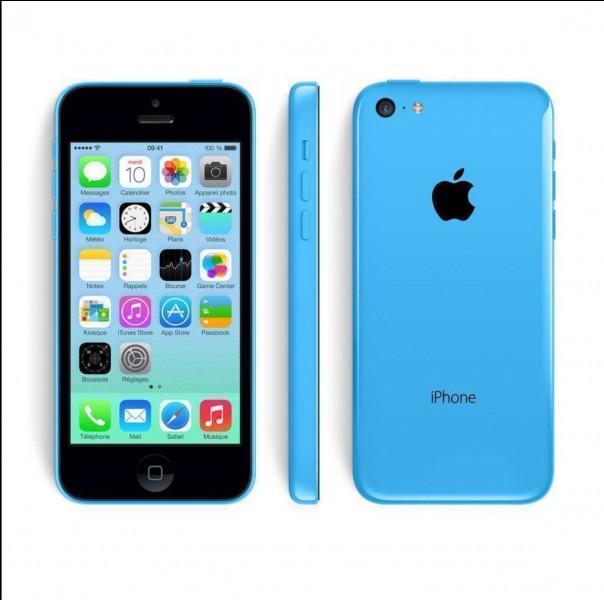 Est-ce que l'iPhone 5C a fait un gros flop ?