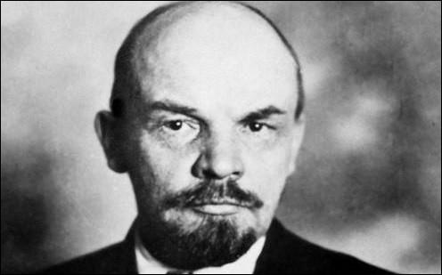 Quel était le vrai nom de Lénine ?