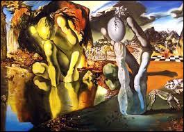 """Qui a peint """"Métamorphose de Narcisse"""" ?"""