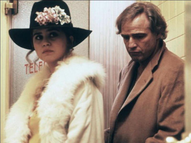 """""""Le Dernier Tango à Paris"""" est un film de Bertrand Tavernier."""
