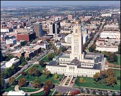 De quel Etat Lincoln est-elle la capitale ?