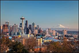 Dans quel Etat se trouve la ville de Seattle ?