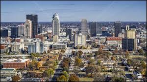 De quel Etat Louisville est-elle la plus grande ville ?