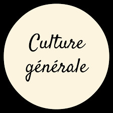 Culture générale - Table ou chaise ?