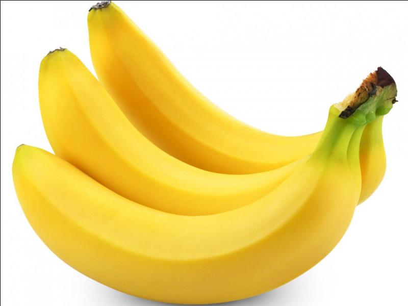 L'ADN d'une banane est à moitié identique à celui de...
