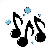 À quel interprète vous fait penser l'image de ces notes de musique ?